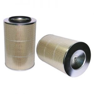 Air Filter Round Metal End